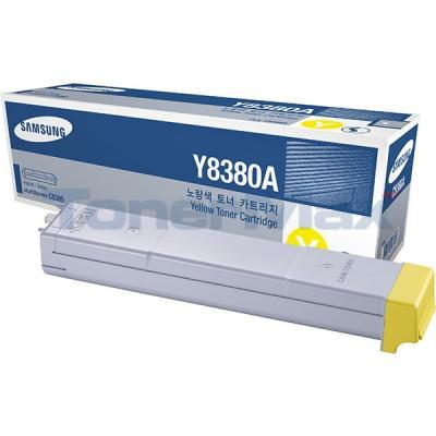 SAMSUNG CLX-8380ND TONER CARTRIDGE YELLOW
